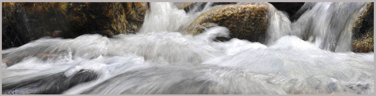 Nonprofit accounting - River-flowing-over-rocks